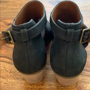 Lucky Brand Shoes - Lucky brand black leather bootie NWOT